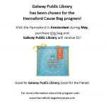 Hannaford bag fundraiser