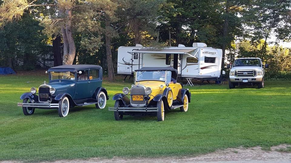 VINTAGE CAMPER RALLY AND CAR SHOW! – Galway Lions Club